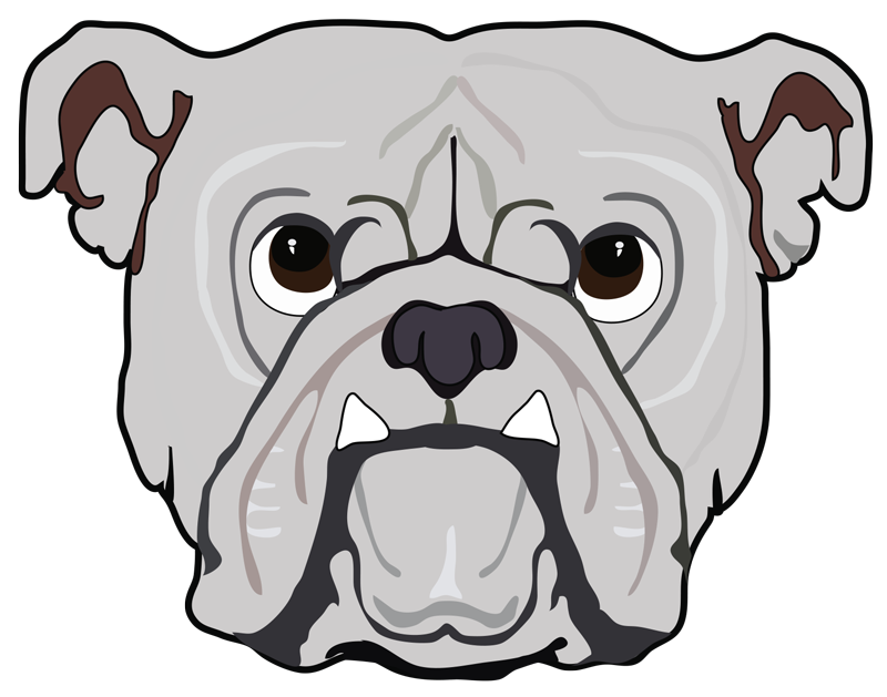 clipart free download Bulldog clipart. English friendly mascot free