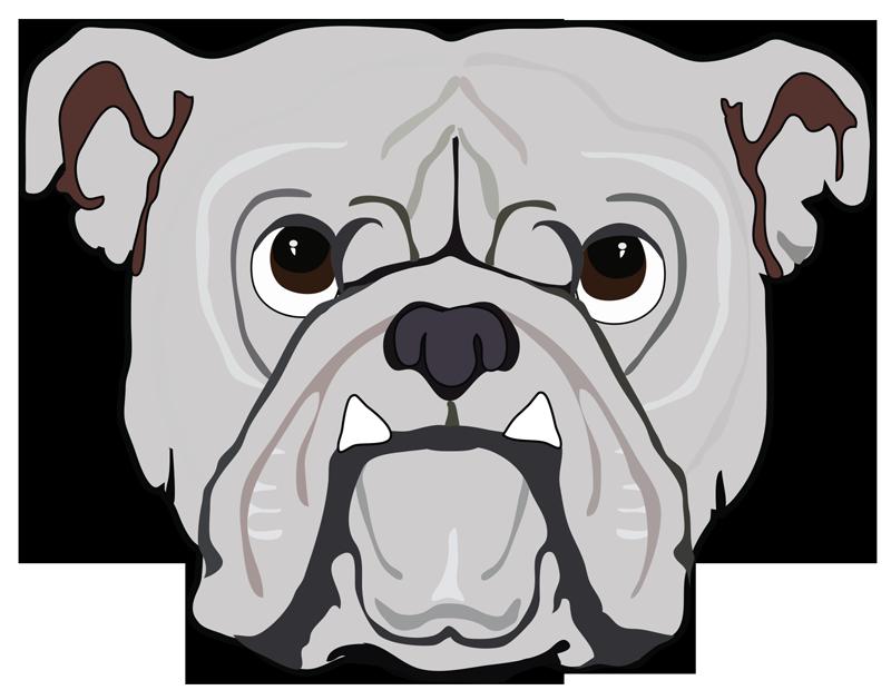 clipart free download Bulldog clipart. English friendly mascot free.