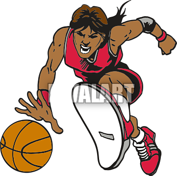 graphic free library Basketball clip women's. Lady bulldogs clipart