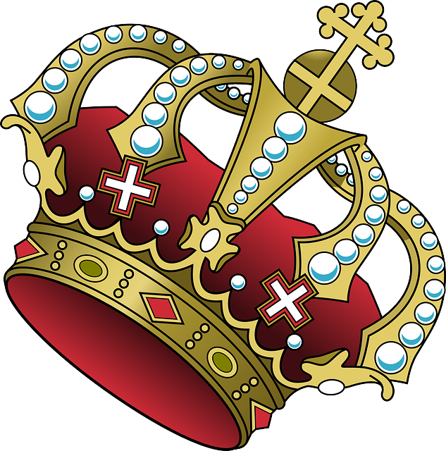 picture free stock Royal female free on. Bulldog clipart crown clipart.