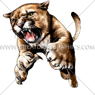 image stock Bulldog clipart full body. Cougar production ready artwork