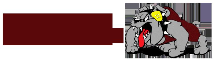 clip art library download Bulldog clipart wrestling. Thaddeus stevens college of