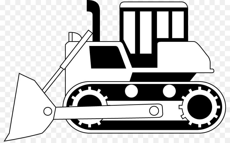 svg freeuse library Bulldozer clipart. Caterpillar cartoon text transport.