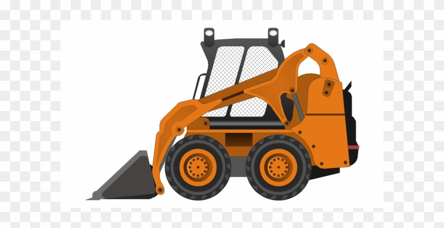 clipart free library Pictures . Bulldozer clipart construction truck