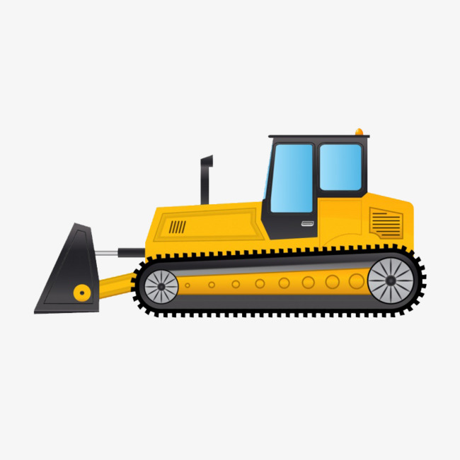svg library library Cartoon png image and. Bulldozer clipart excavator