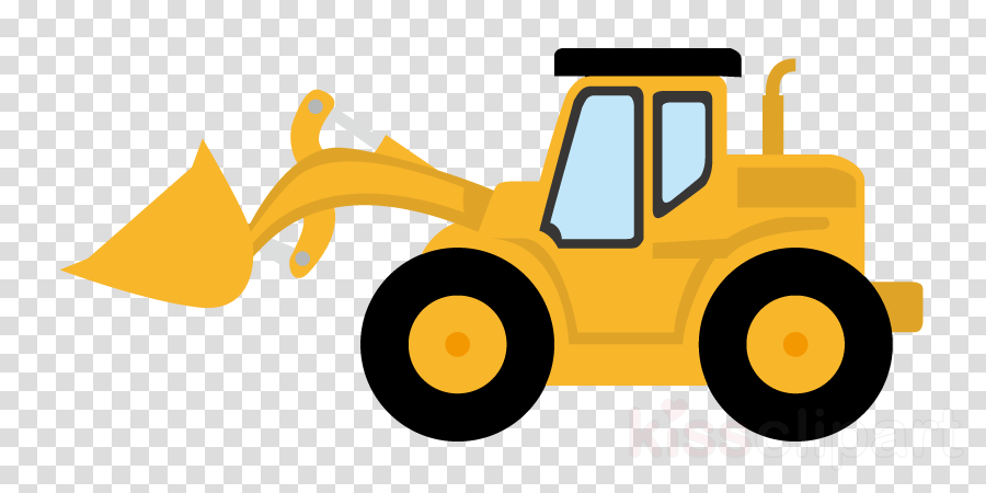 image Bulldozer clipart excavator.  for free download