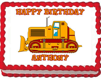 png stock Frames illustrations hd images. Bulldozer clipart happy
