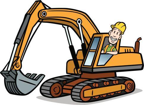 banner library download Bulldozer clipart mini digger. At getdrawings com free