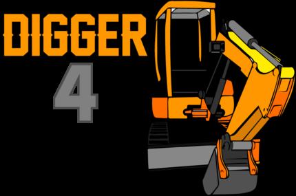 clipart free Excavator in carrara qld. Bulldozer clipart mini digger