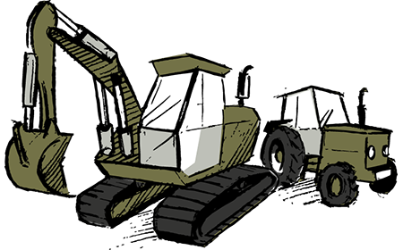 png free download Bulldozer clipart plant machinery