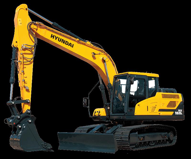 banner free excavator clipart construction machine #78574741