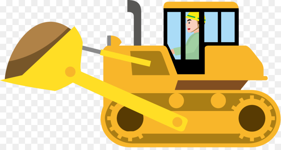 transparent download Inc loader clip art. Bulldozer clipart tractor caterpillar