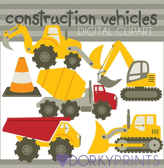 svg transparent download Construction vehicles set personal. Bulldozer clipart truck