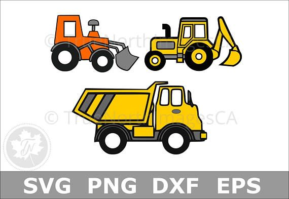 vector freeuse library Pin on a group. Bulldozer clipart truck.
