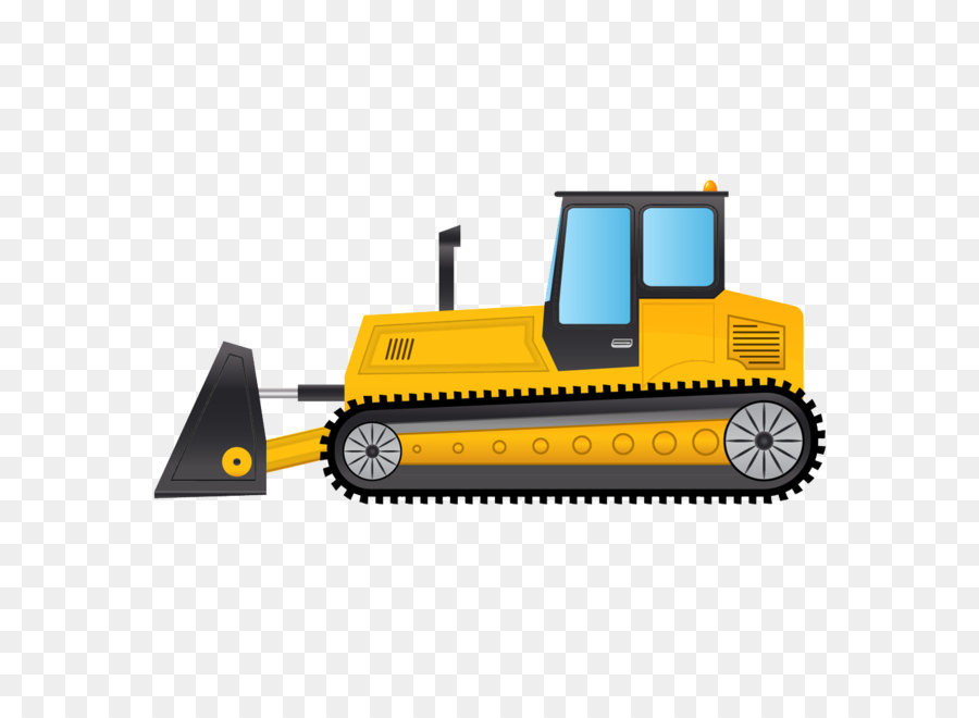 clip art royalty free stock Bulldozer clipart truck. Clip art png download.