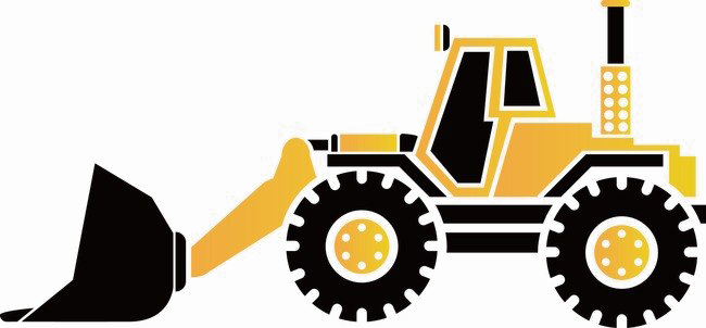 clip art free Bulldozer PNG Photos