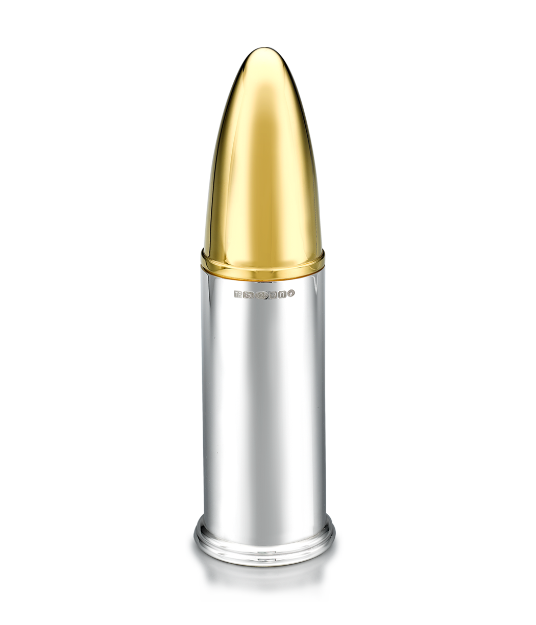 vector royalty free stock Bullet clipart 9mm. Gunshot mm free on
