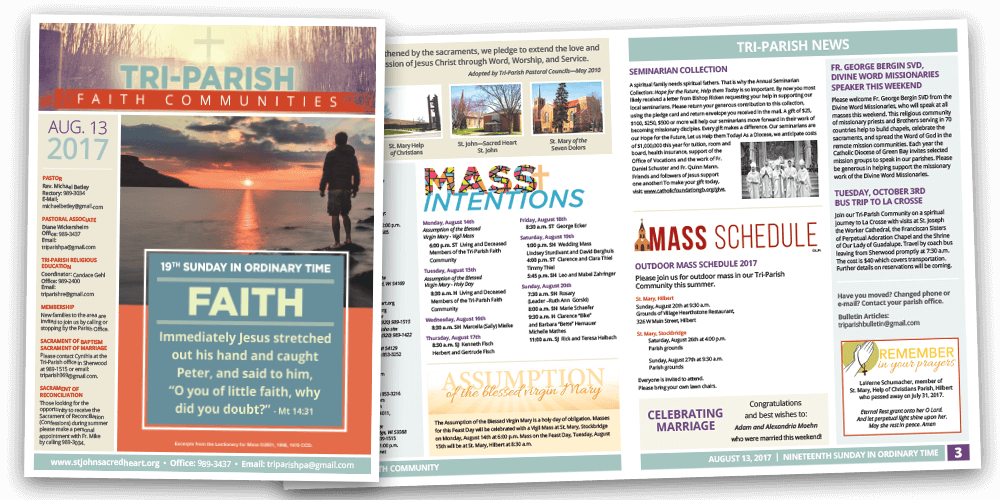 image download Bulletins publications to inspire. Bulletin clipart church newsletter