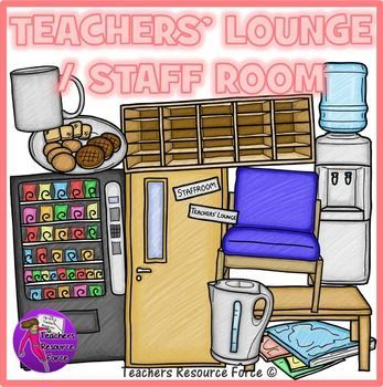 image free library Teachers staff room clip. Bulletin clipart lounge
