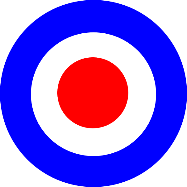 clip freeuse The who fooled at. Bullseye clipart clip art