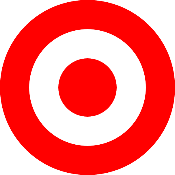 picture library stock Red target at clker. Bullseye clipart clip art