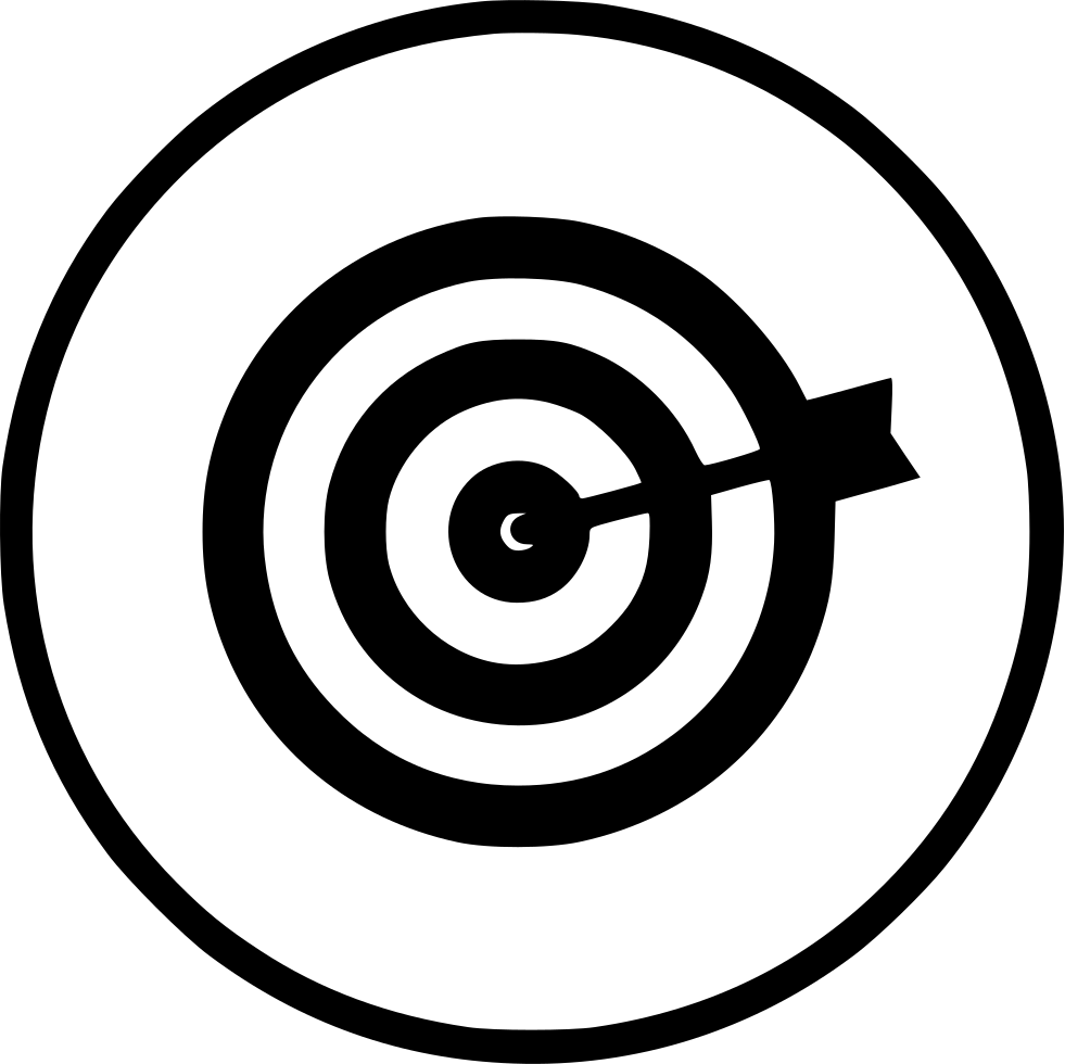 clip art royalty free download Sports Dart Dartboard Target Bullseye Svg Png Icon Free Download