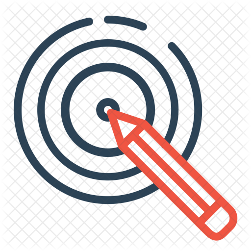 png library library Bullseye clipart goal. Pencil dart board idea
