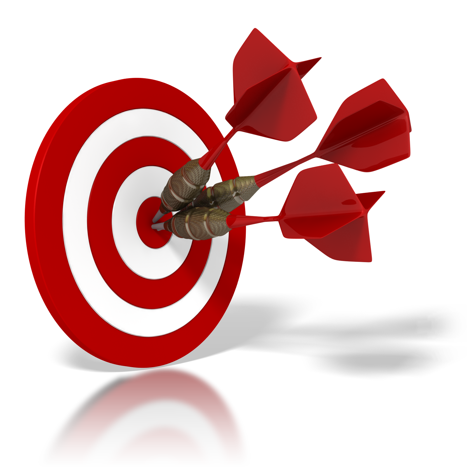 vector freeuse Trger top with target. Bullseye clipart mod