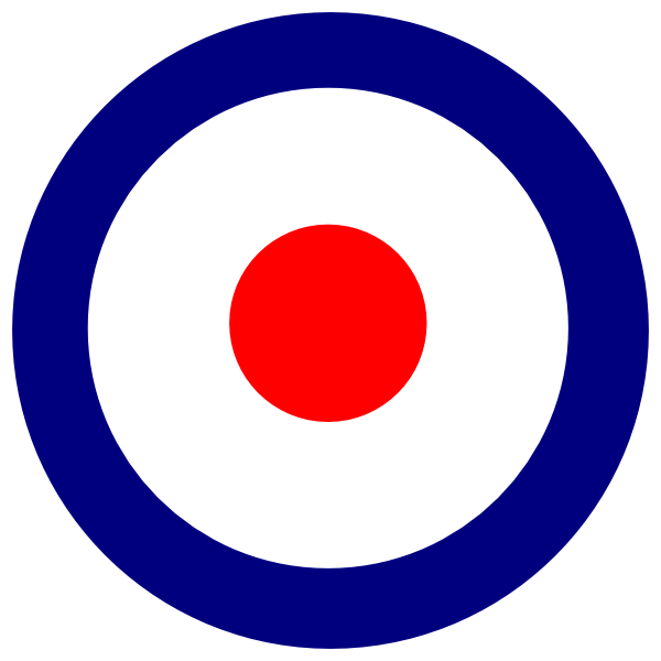 picture library download Target clip art at. Bullseye clipart mod