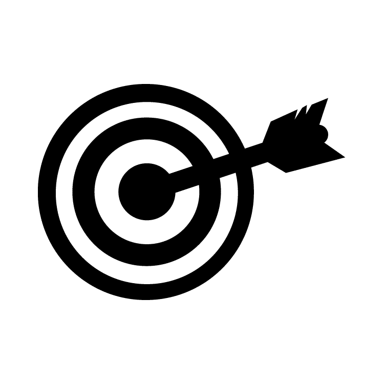 picture free download Bullseye clipart precision. Free icons easy to