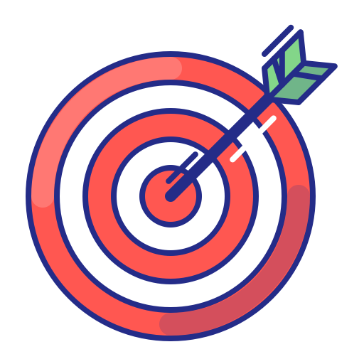 picture free library Icons for free aim. Bullseye clipart precision