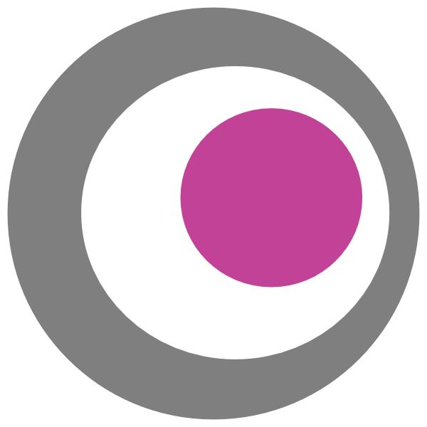 graphic Clip art at clker. Bullseye clipart purple.