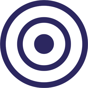 png transparent stock Copy quividi. Bullseye clipart purple.