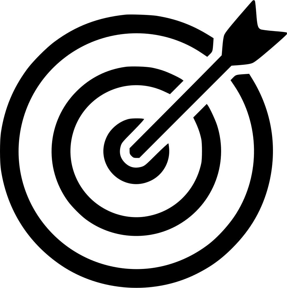 picture free Svg png icon free. Bullseye clipart relevance