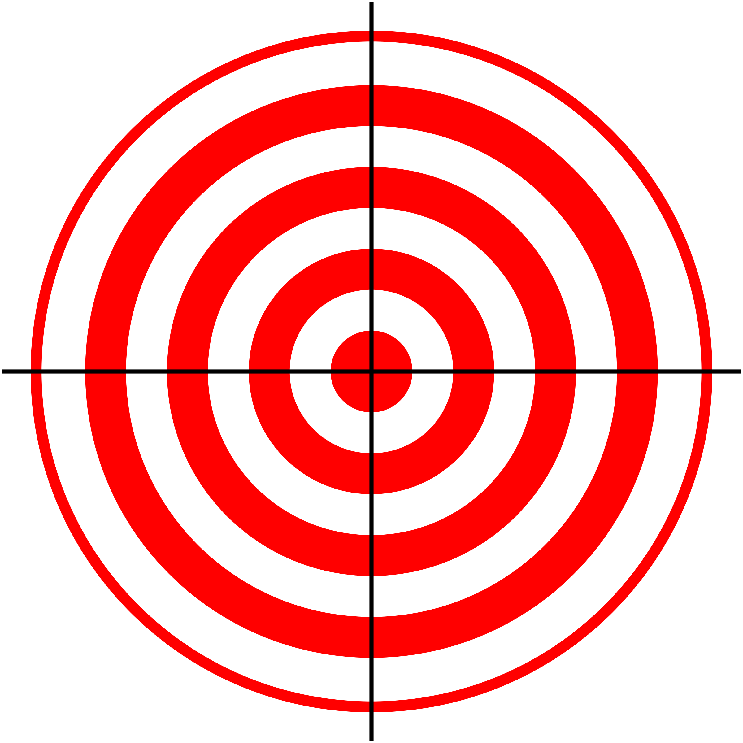 jpg library stock Free png transparent images. Bullseye clipart target gun.