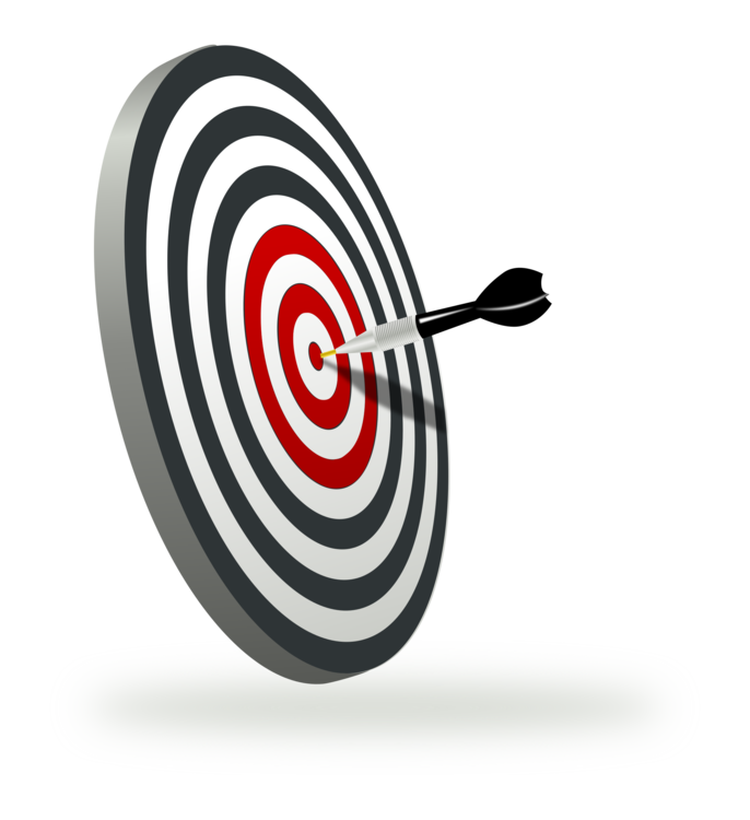 graphic Darts Computer Icons Bullseye Game Party Shooting target free