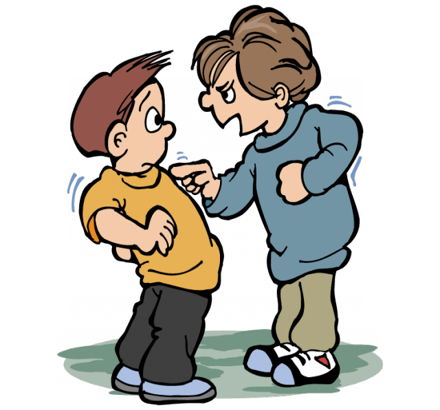 clip  collection of bully. Bullying clipart