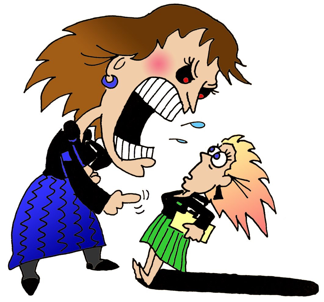clipart library download Yelling clipart verbal bullying. Workplace scenarios and solutions