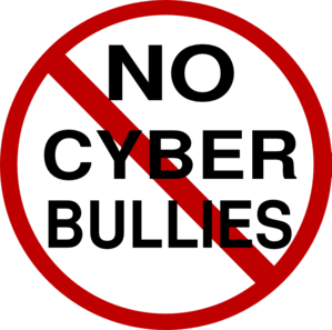 picture library download Bullying clipart vector. No cyber bullies clip