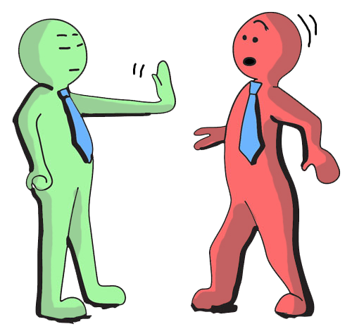 graphic free Assertiveness what is it. Bullying clipart assertive person.