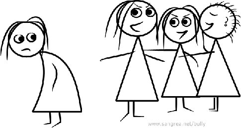 banner black and white download Free download clip . Bullying clipart black and white