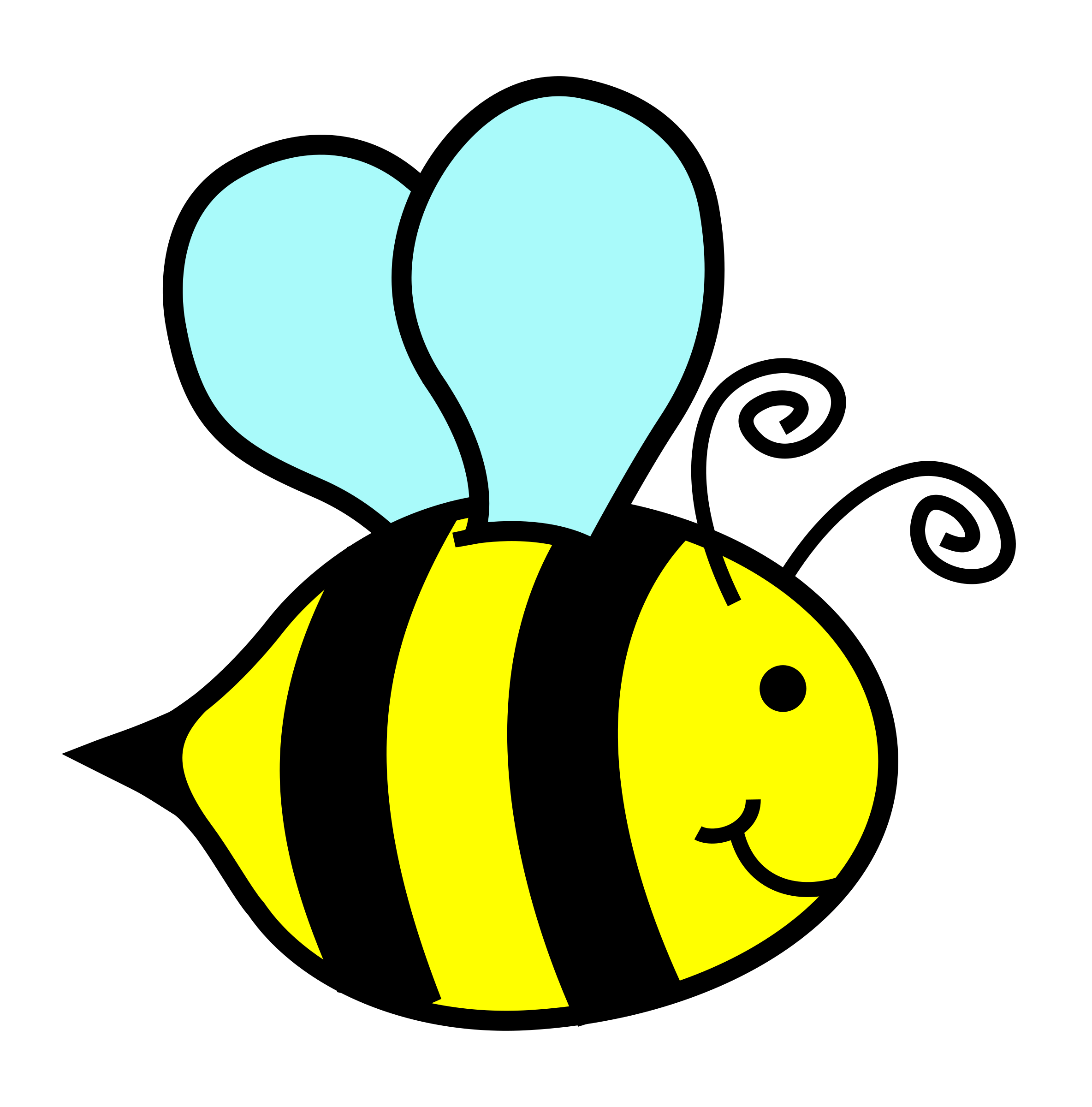 picture freeuse stock Bumble clipart big bee. Image png