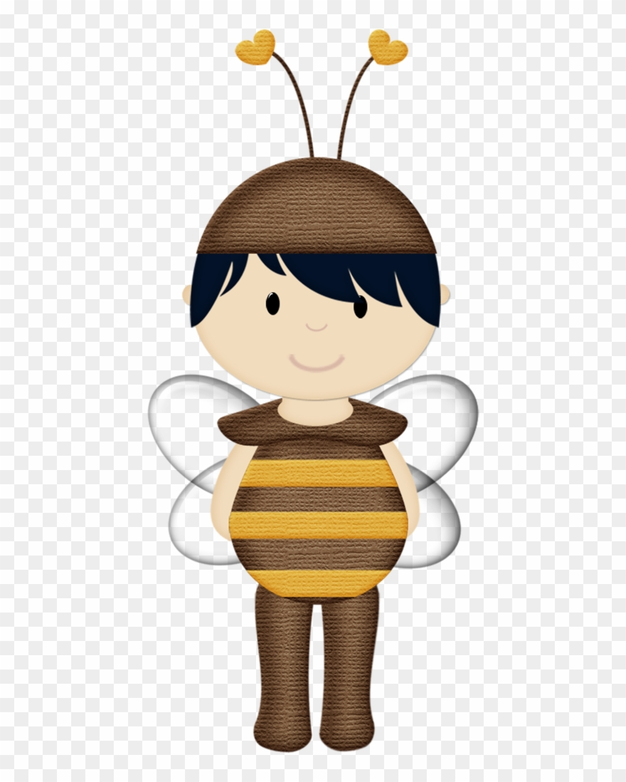 svg library download Bee clip art png. Bumble clipart boy.