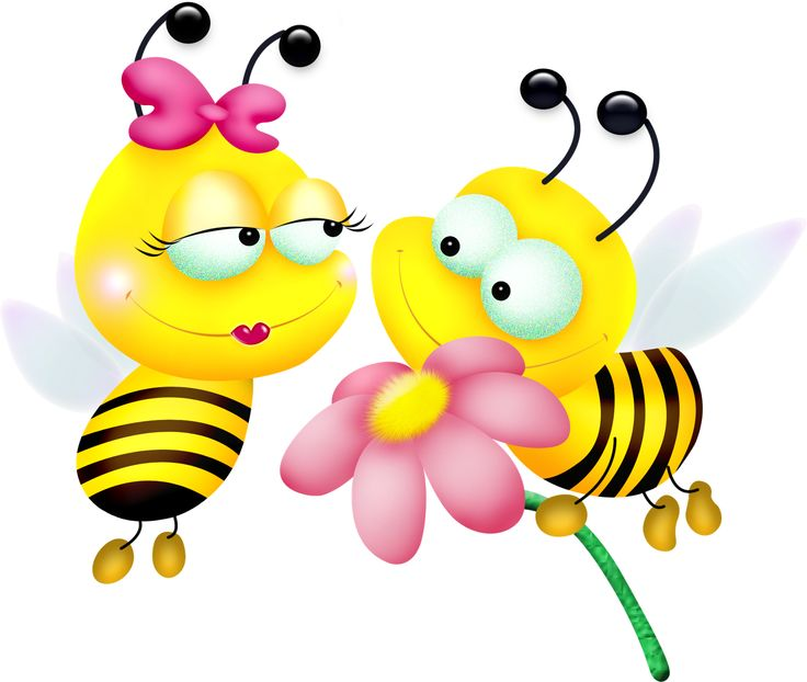 clipart transparent Bumble clipart boy. Yellow bees and girl.