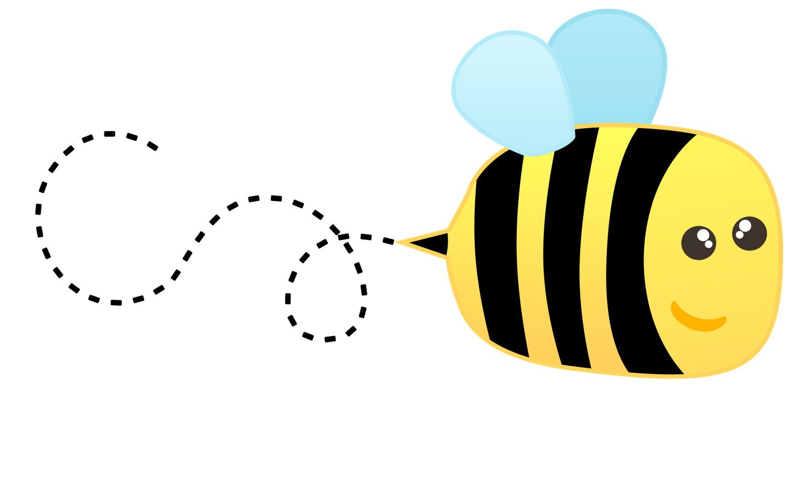 graphic library Buzzing google search ccy. Bumblebee clipart tiny bee
