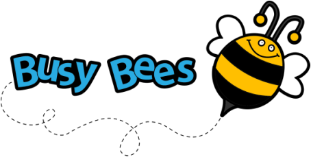 png free download Bees cafe for children. Bumble clipart busy bee.