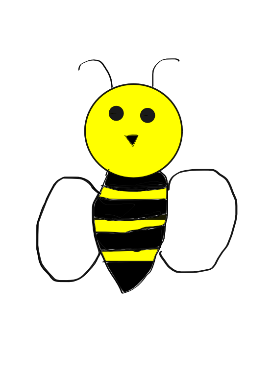 image free Free svg file cricut. Bumble clipart busy bee.