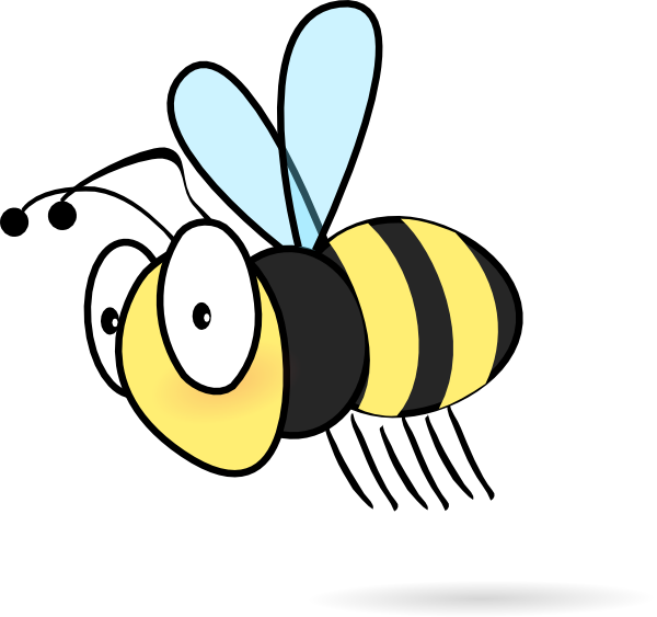 vector black and white download Bumble clipart small bee. Clip art at clker