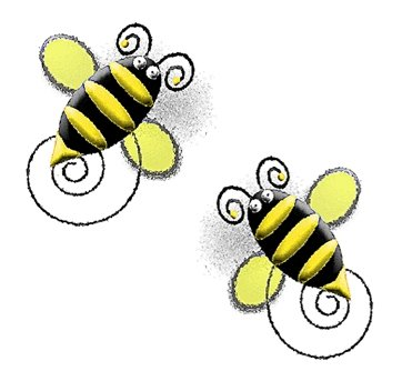 free Free bee download clip. Bumble clipart spring.