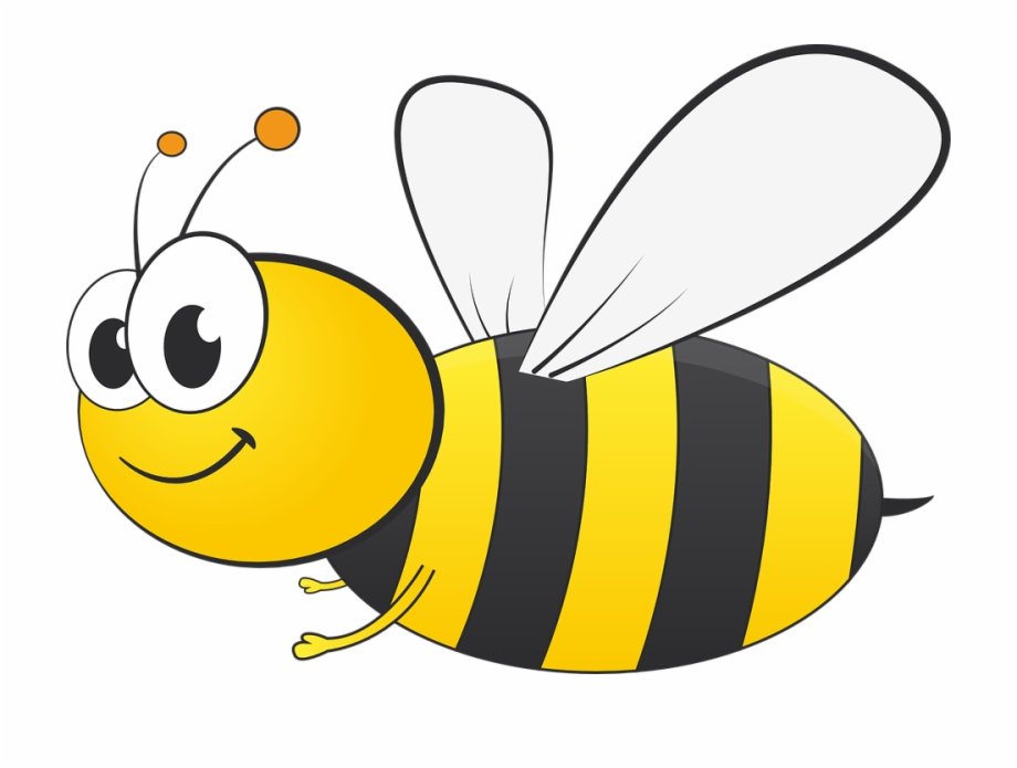 png freeuse stock Bumble clipart spring. Bee graphic honey cartoon